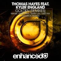 Thomas Hayes - Golden (Remixes)