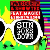 David Guetta - Sun Goes Down (feat. MAGIC! & Sonny Wilson) - EP