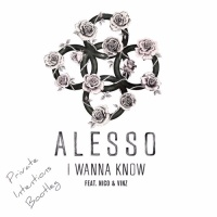 Alesso - I Wanna Know - Single