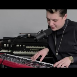 John Newman - Not Giving In (Live Acoustic Version)
