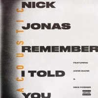 Remember I Told You (Acoustic Version)