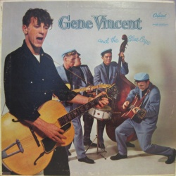 Gene Vincent And The Blue Caps - Pink Thunderbird