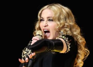 Мадонна опоздала на свой концерт и попросила фанатов заткнуться