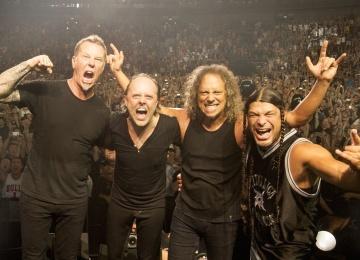 Metallica завершили запись диска