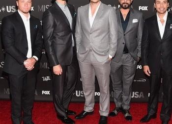 Легендарные Backstreet Boys выступят в Вегасе