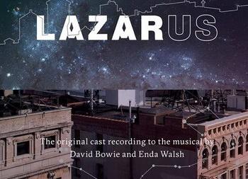 Выходит книга по мюзиклу Дэвида Боуи