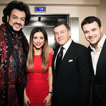Азара Агаларова поздравили с Днем рождения звезды шоу-бизнеса