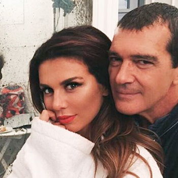 Анна Седокова снялась для Антонио Бандераса