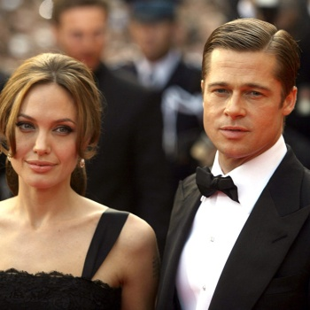 Анджелина Джоли и Брэд Питт проведут День благодарения вместе