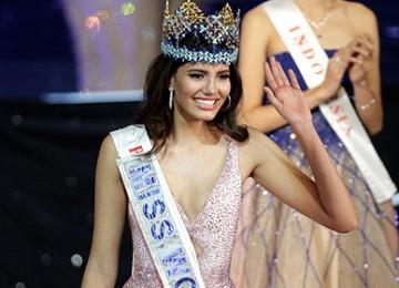 Титул «Мисс Мира-2016» достался пуэрториканке
