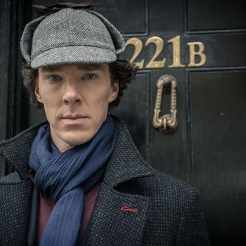 «Шерлок» — промо-ролик финальной серии сезона