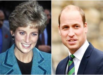 Принц Уильям рассказал, что чувствует по поводу смерти принцессы Дианы