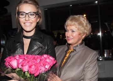 Ксения Cобчак шокировала мать методами воспитания сына