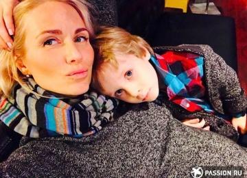 Катя Гордон рассказала, что бывший муж не хочет общаться ребенком