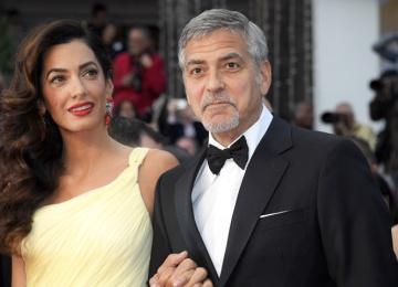 Джордж и Амаль Клуни подтвердили, что ждут двойню