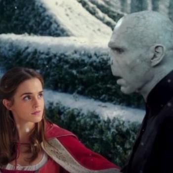 Ролик о любви Эммы Уотсон и Волан-де-Морта взорвал Сеть