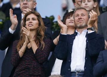 Жена Романа Абрамовича увела мужчину у Хайди Клум