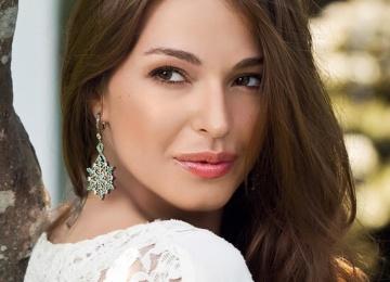 Актриса Агния Дитковските скрывает, кто отец ее ребенка