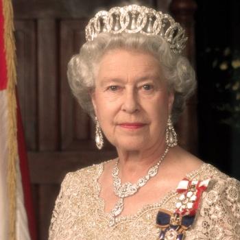 Английская королева Елизавета II скромно отмечает юбилей