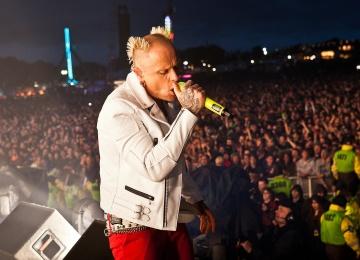 Новосибирск покорил сердце группы The Prodigy