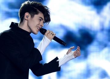 Серебряный призер Евровидения 2017 Кристиан Костов отдал 10 баллов Emporio Music Fest-4