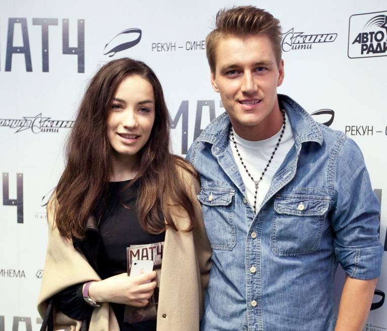 На Премии RU TV Виктория Дайнеко и Алексей Воробьев подогрели слухи о своем воссоединении