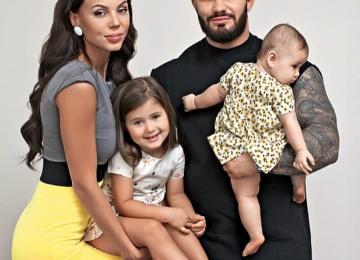 Подписчики жены Джигана раскритиковали ее за статус многодетной мамы