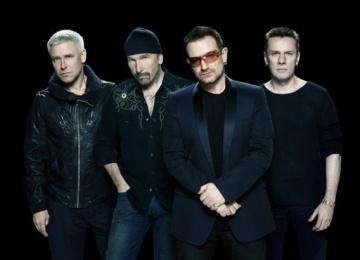 Стали известны даты мирового турне U2