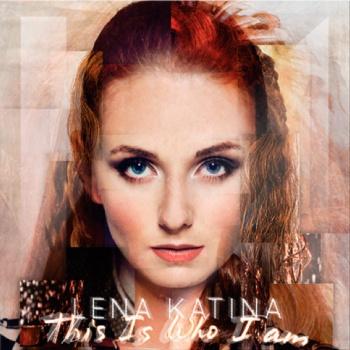 Лена Катина презентовала свой первый альбом