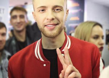 На BlackStarTV появился новый клип артиста Егора Крида