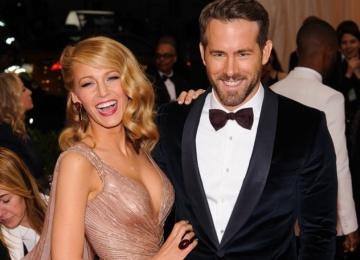 Блейк Лайвли заявила, что ее муж Райан Рейнольдс — «настоящая подруга»