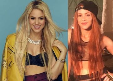 До и после: Шакира сменила имидж