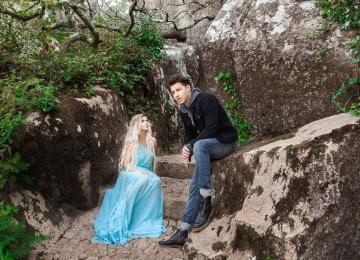 Настя Задорожная уединилась с мужем Кати Климовой в лесах Португалии