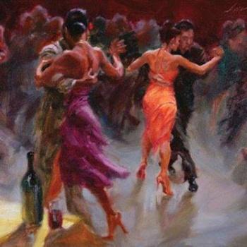 """""""Пенья"""" – бесплатный вечер аргентинских танцев"""