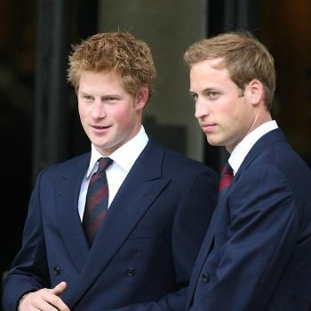 СМИ: у принцев Уильяма и Гарри есть родная сестра