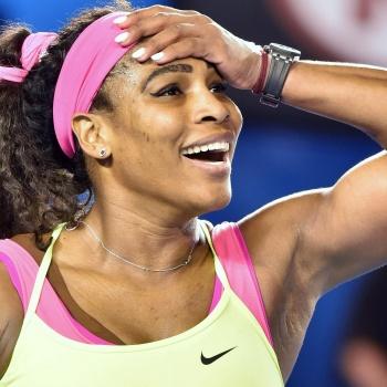 Теннисистка Серена Уильямс впервые стала мамой