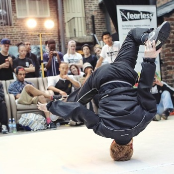 "ROOF Battle: танцы на крыше ""Символа"""