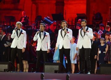 Концерт классической музыки на День Города собрал рекордное количество зрителей