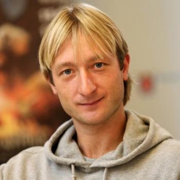 Евгений Плющенко признался, что мечтает о большой семье