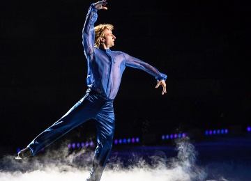 Сегодня в Санкт-Петербурге состоится юбилейное шоу Евгения Плющенко