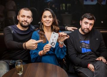 Руслан Белый и Юлия Ахмедова перестали скрывать, то что их объединяет