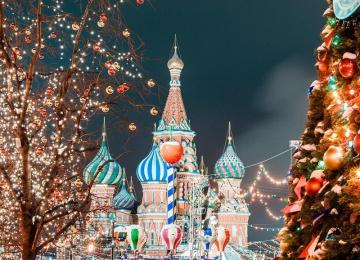 Новый год в Москве: 5 причин остаться в городе