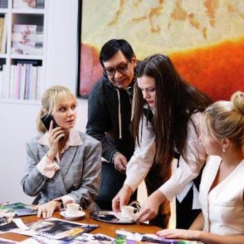 Валерия стала главным редактором модного журнала