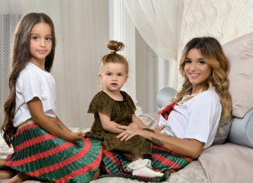 Ксения Бородина устроила шикарный праздник для дочери