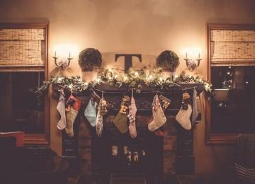 Уютная рождественская вечеринка в Powerhouse