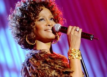 Личные вещи Whitney Houston выставлены на торги