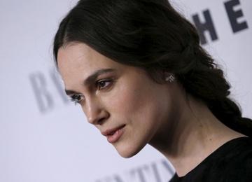 Кира Найтли пожаловалась на печальную участь женщин в современных фильмах