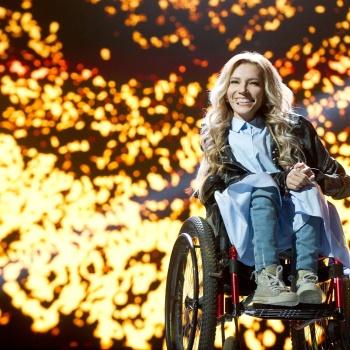 Теперь официально! От России на Евровидение-2018 поедет Юлия Самойлова