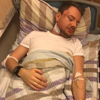 Гостеприимная Пермь: экс-депутат сломал челюсть диджею Smash