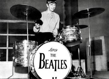 Барабаны группы Beatles уйдут «с молотка»